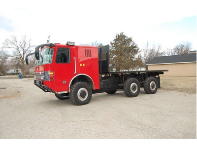 GPV First Responder Fire/Rescue Vehicle