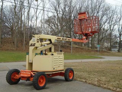 1999 JLG 34HA Manlift