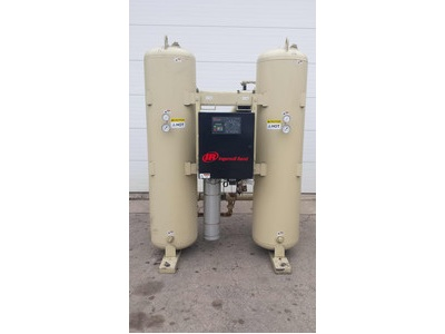 Ingersoll Rand Desiccant Air Dryer 800 Industrial
