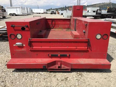 Used Stahl Utility Body