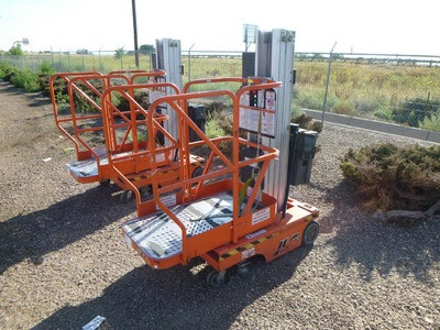 2001 JLG 12SP Electric ManLift #2653