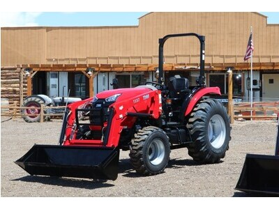 2020 TYM T57HST TURBO Tractor Loader