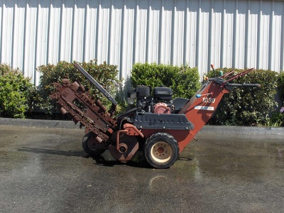 Ditch Witch 1030H Walk Behind Trencher