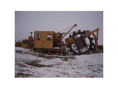Cleveland 350 Trencher