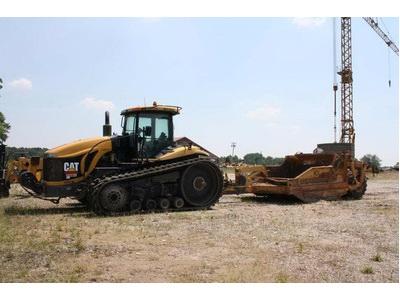 Cat challenger tractor 2004 mt8855 tractors classifieds