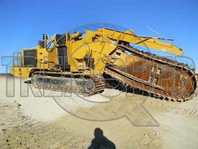 Tesmec M5 Trencher at Wholesale Prices