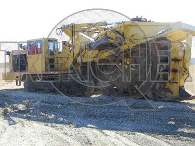 Trencor 1080 Bucket Trencher LOW PRICE!