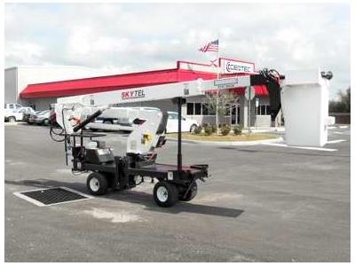 Backyard Lift 2002 skytel ulti backyard bucket lift - utility vehicle classifieds