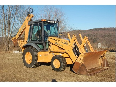 1998 Case Super L Backhoe